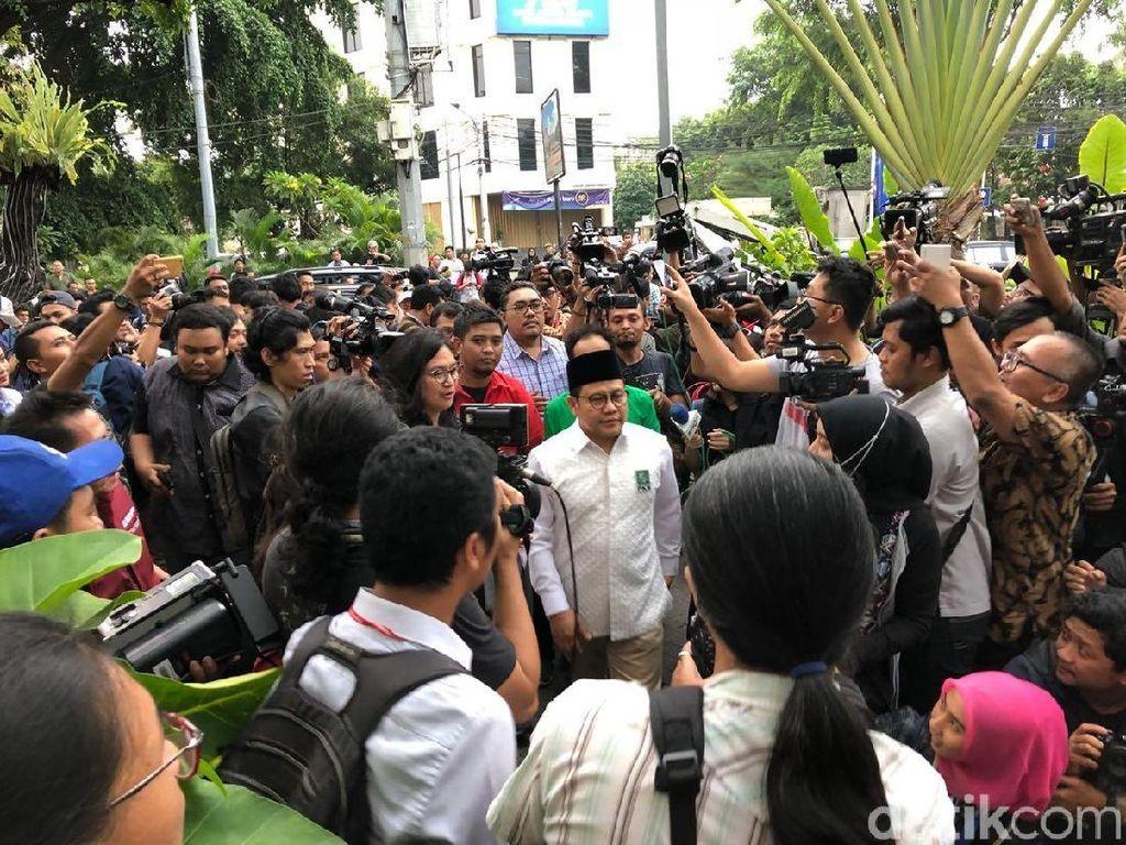 Ikut Kumpul Koalisi Pro-Jokowi, Cak Imin: PKB Tetap Bergabung