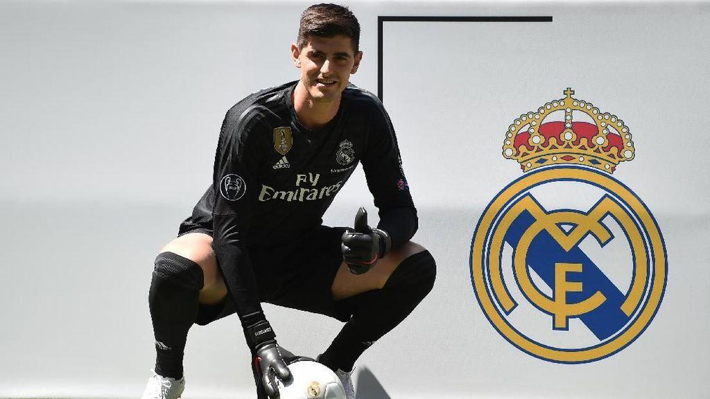 Thibaut Courtois Kini Madridista