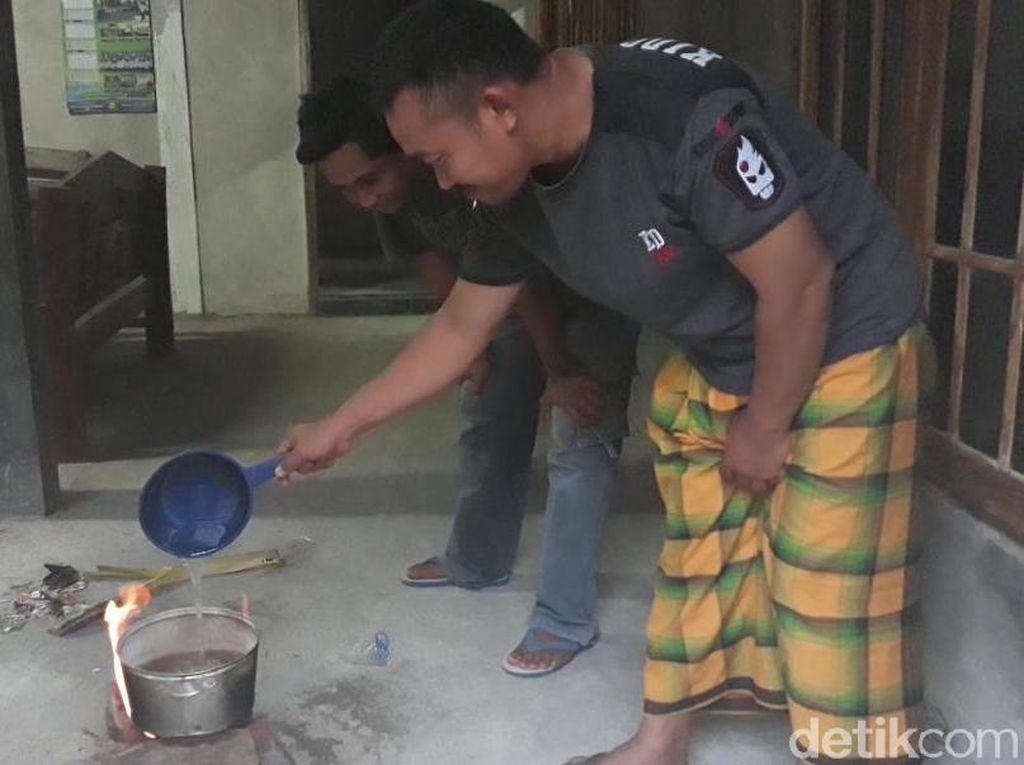 Semburan Gas di Ngawi Ternyata Pernah Menyembur 6 Tahun Lalu