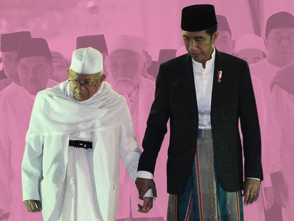 PKPI: Jubir Jokowi-Maruf Minimal 225 Orang