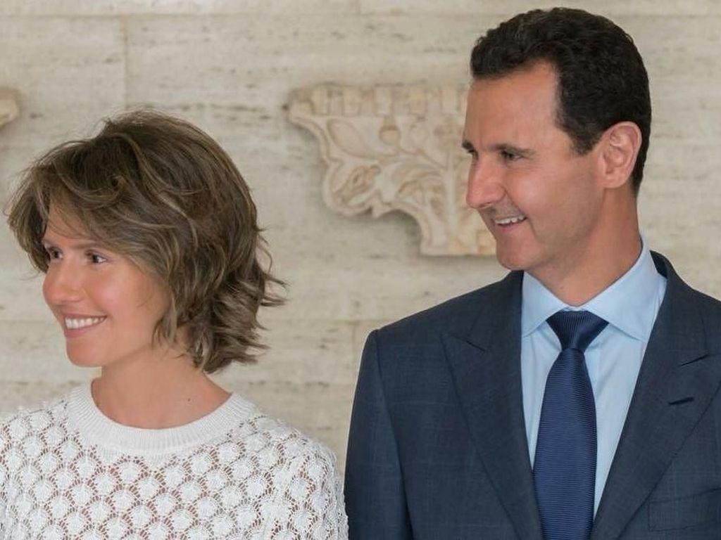 Presiden Suriah Bashar al-Assad Dilantik untuk Masa Jabatan Keempat