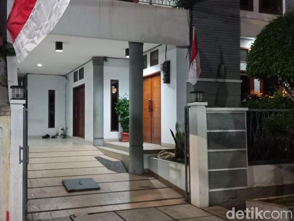 Ditunjuk Jadi Cawapres Jokowi, Rumah Maruf Amin Tampak Sepi