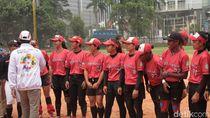 Cerita Manajer Timnas Sofbol Putri: Tampung Atlet 2 Bulan, Ongkosi Sewa Lapangan