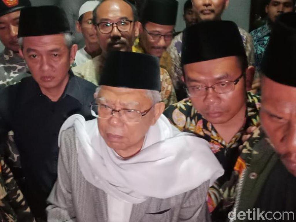 Maruf Jadi Cawapres, MUI Pekanbaru Harap Pilpres Damai