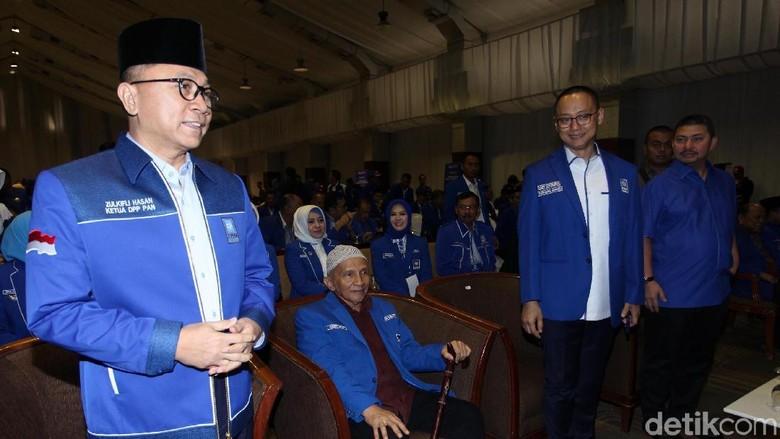 Setelah PKS, Giliran Petinggi PAN Datangi Rumah Prabowo