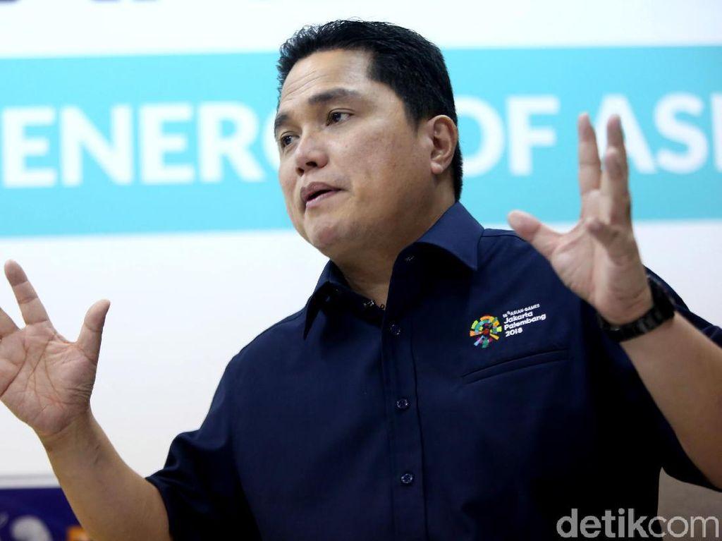 Erick Thohir Ketua Timses Jokowi, Pengusaha: Dia Sudah Terbukti