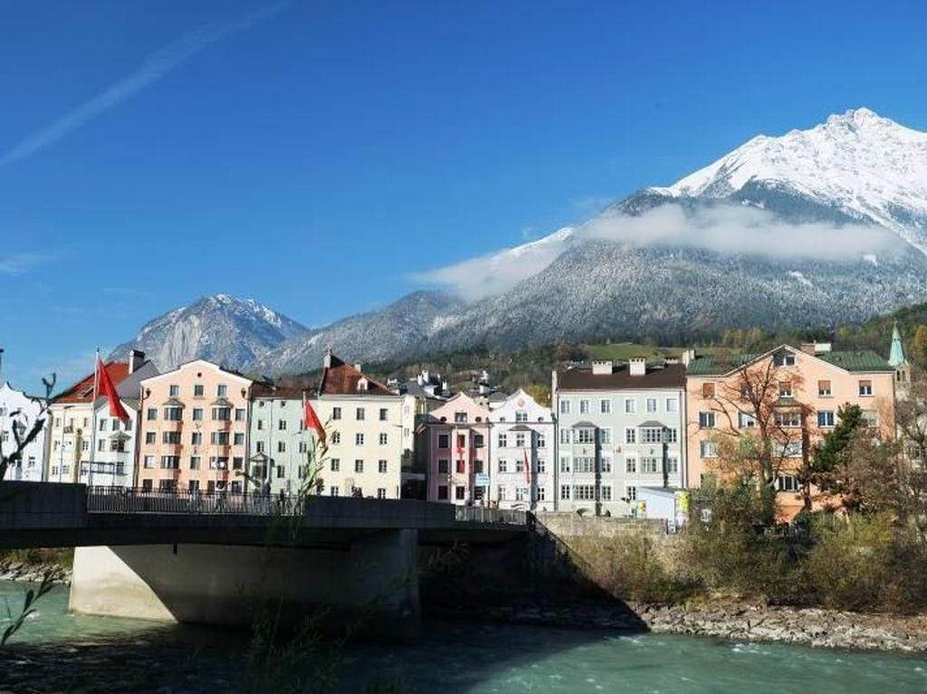 Kota Cantik di Austria Itu Bernama Innsbruck