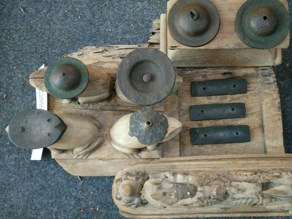 Foto: Gamelan Kodok Peminta Hujan Bikinan Sunan Kalijaga