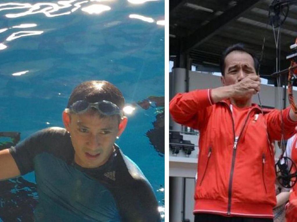Gaya Hidup Sehat Para Kontestan Pilpres, Jagoin Sandi atau Jokowi?