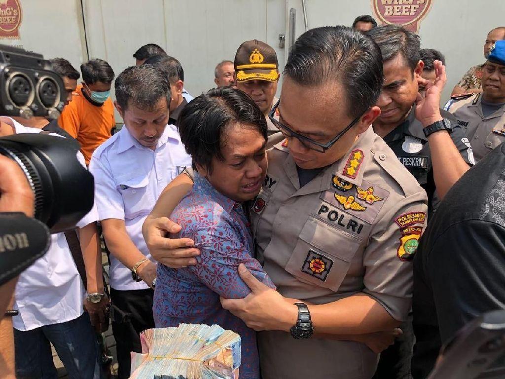 2 dari 7 Perampok di RPH Tangerang Ditembak Mati