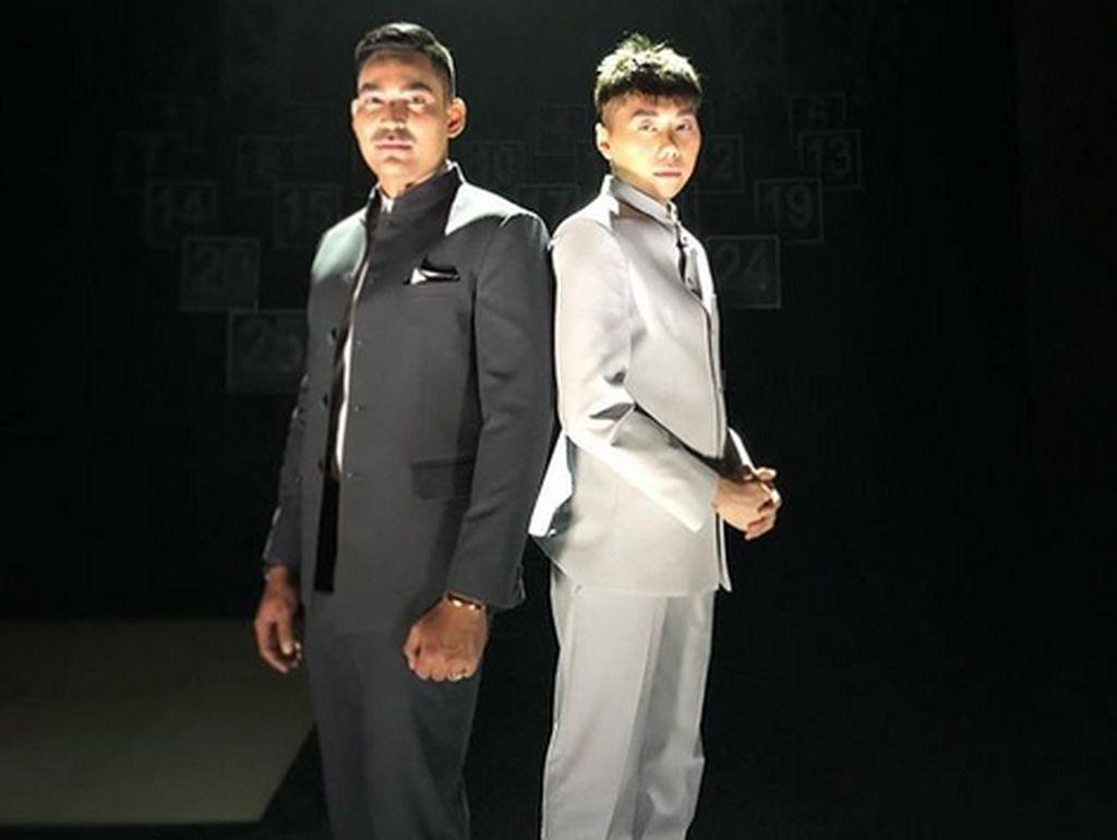 Robby Purba dan Roy Kiyoshi Saling Perang di Medsos