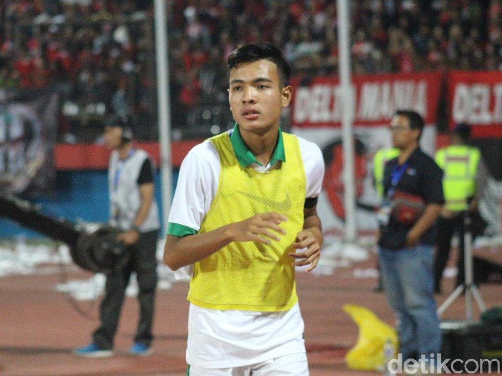 Brylian Negiehta, Penggawa Timnas U-16 yang Diam-diam Jago Bola