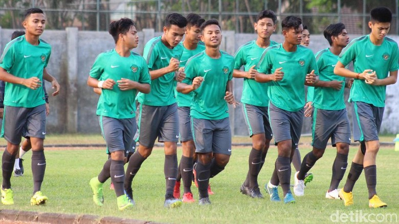 Road to Final Piala AFF U-16: Indonesia