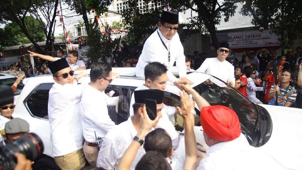 Timnas Juara AFF U-16, Prabowo: Jayalah Tanah Air Tercinta!