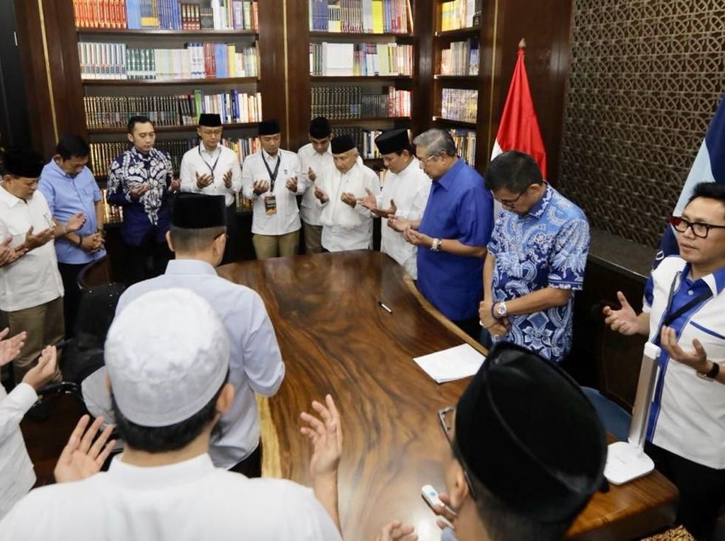 Timses: Prabowo-Sandi akan Bereskan Seluruh Komitmen ke SBY