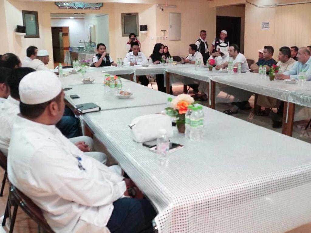 PPIH Evaluasi 15 Perusahaan Katering untuk Jemaah Haji di Madinah