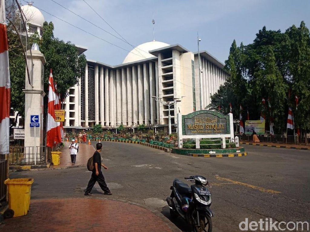Klarifikasi Pemberitaan Maruf Amin Jadi Khatib Istiqlal