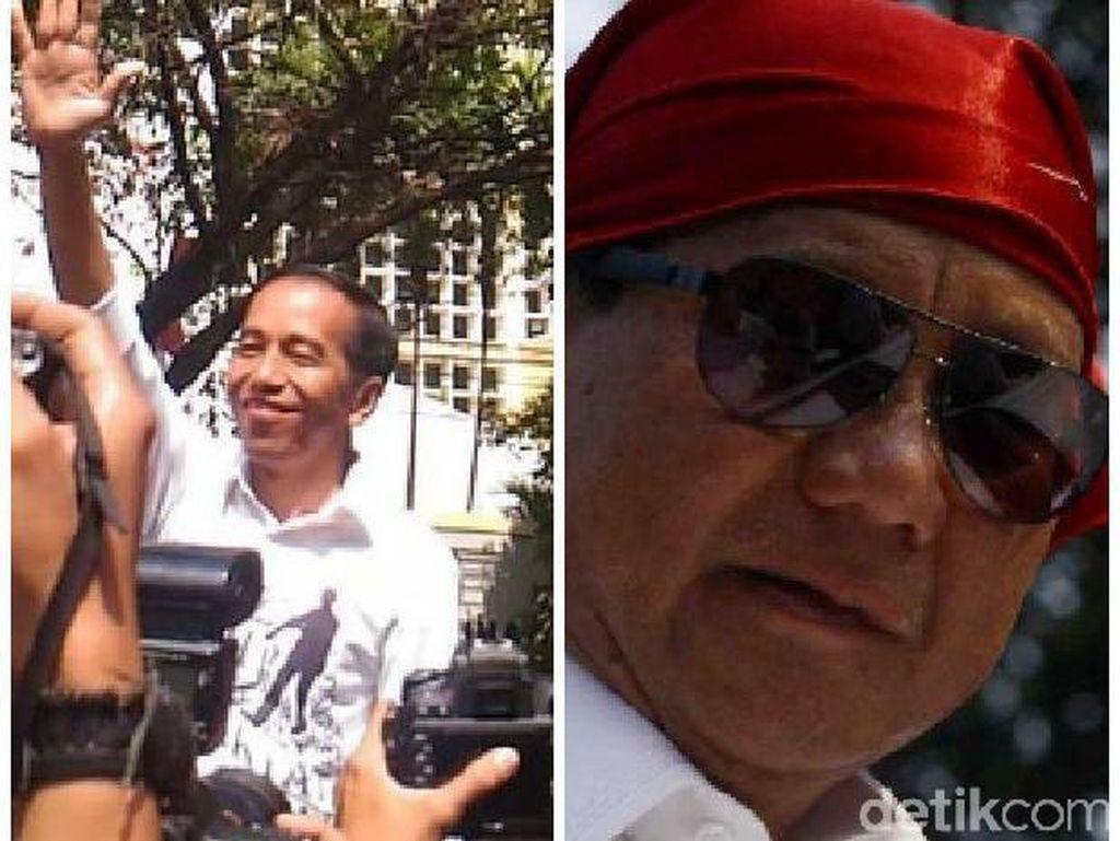 Lima Kantong Besar Penentu Kemenangan Jokowi Vs Prabowo
