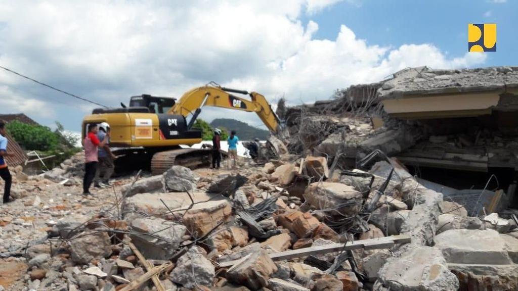Pasca Gempa Lombok, Pemerintah Sudah Kucurkan Rp 1,2 T