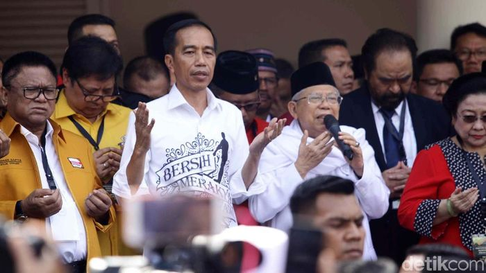 Pengusaha: Ma'ruf Amin Pilihan Terbaik Jokowi
