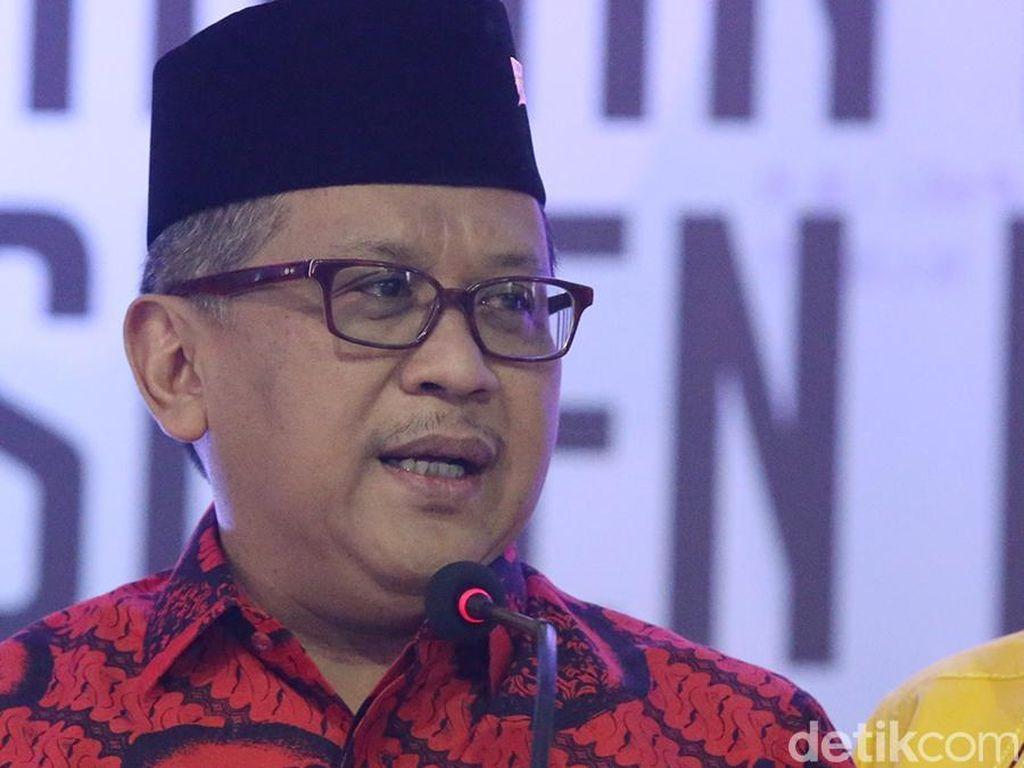 Upacara HUT Kemerdekaan RI, Sekjen PDIP Sindir Mahar Rp 1 Triliun