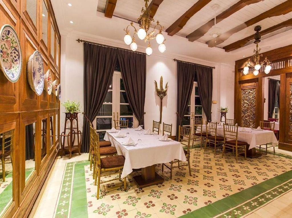 Restoran Tempat Deklarasi Cawapres Jokowi Punya Nilai Historis Sejak 1940