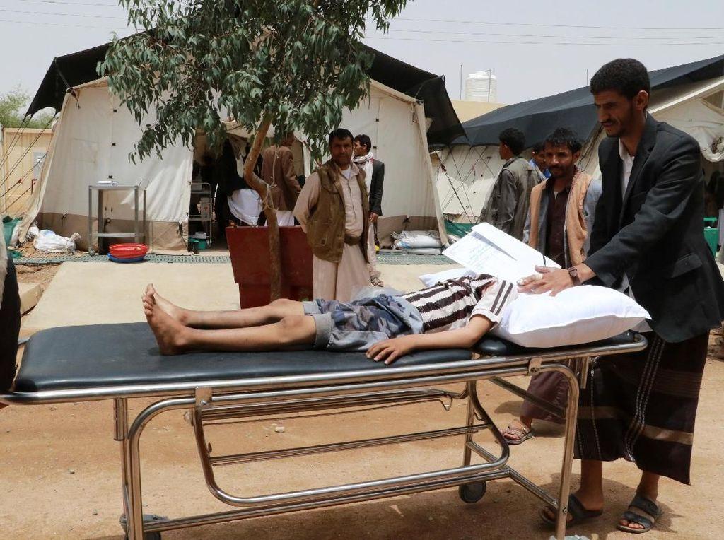 Serangan Terhadap Bus di Yaman Tewaskan 29 Anak