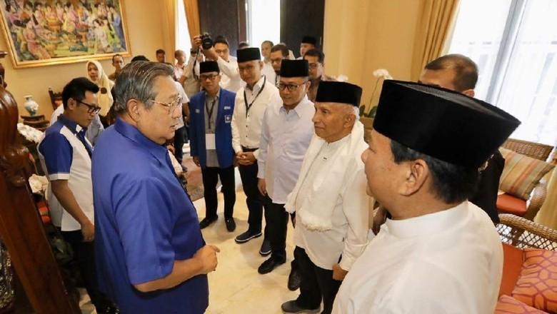 Panas-Dingin Amien Rais-SBY