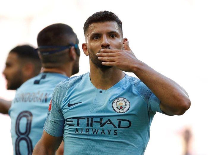 Jadwal Liga Inggris pekan pertama langsung memunculkan big match antara Manchester City dengan Arsenal (Reuters/John Sibley)