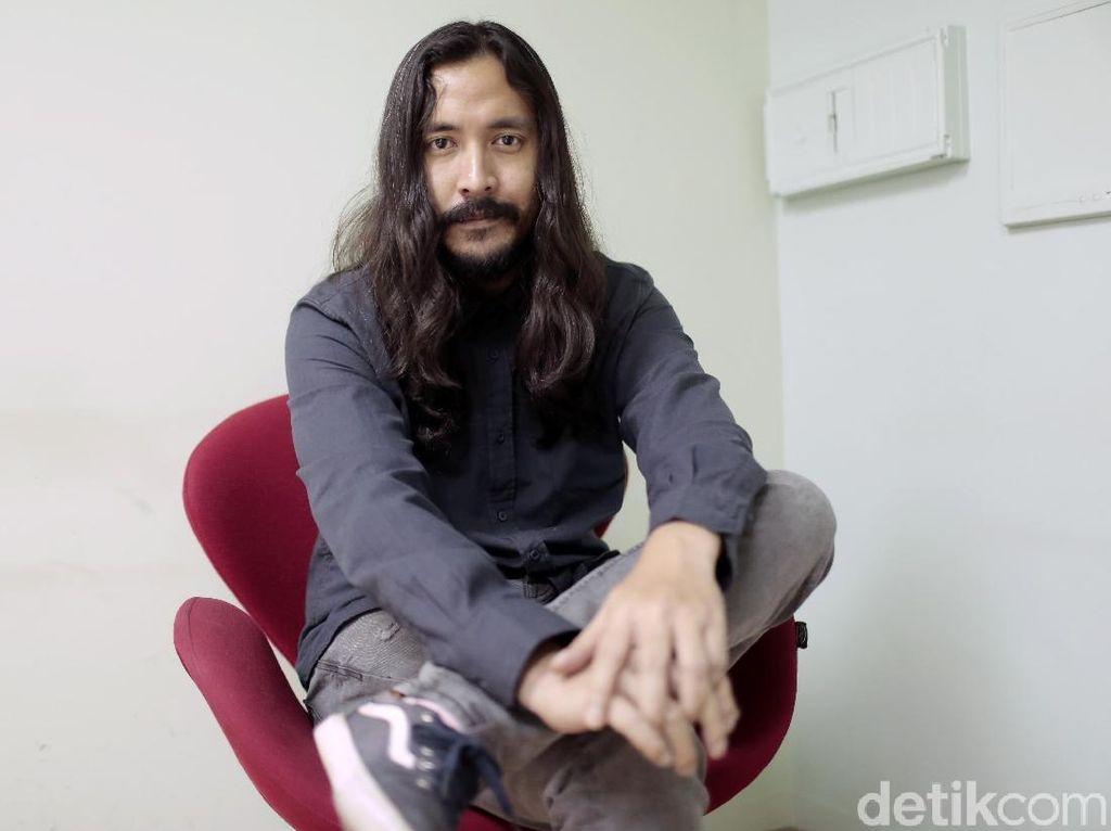 Pasca Rehab, Marcello Tahitoe Merasa Terselamatkan oleh Musik