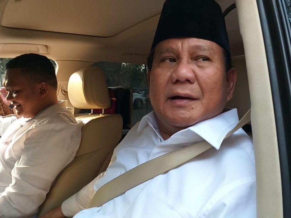 Harta Prabowo Capai Rp 1,9 T, Ini Rinciannya