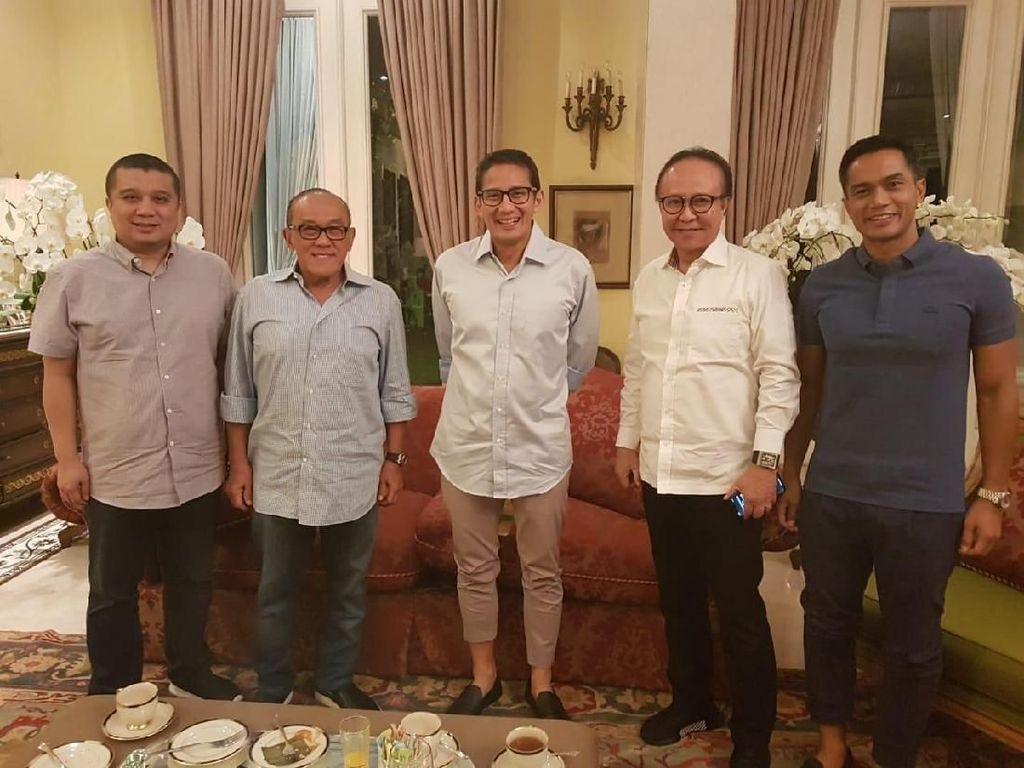 Sandi Sowan Ical, Fadli Zon: Tak Bahas Tim Pemenangan