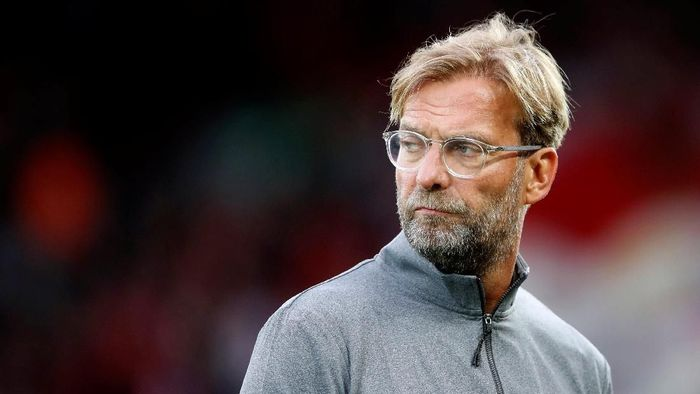 Juergen Klopp tak masalah Liverpool satu grup dengan PSG, Napoli, dan Red Star Belgrade di Liga Champions ( (Foto: Carl Recine/Action Images via Reuters)