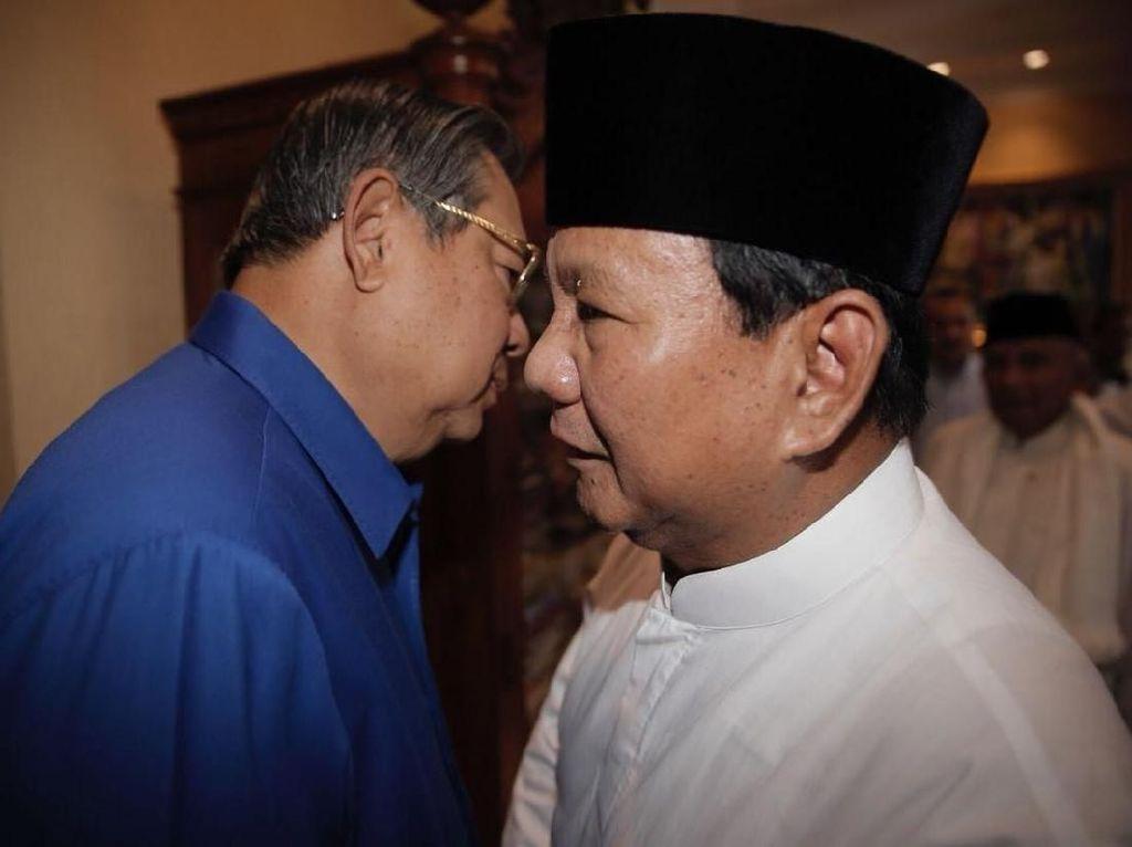Prabowo-Sandiaga Masih Tanpa SBY
