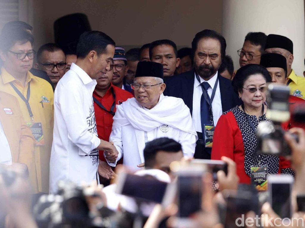 Gandeng Maruf Amin, Bagaimana Jokowi Bisa Pikat Milenial?