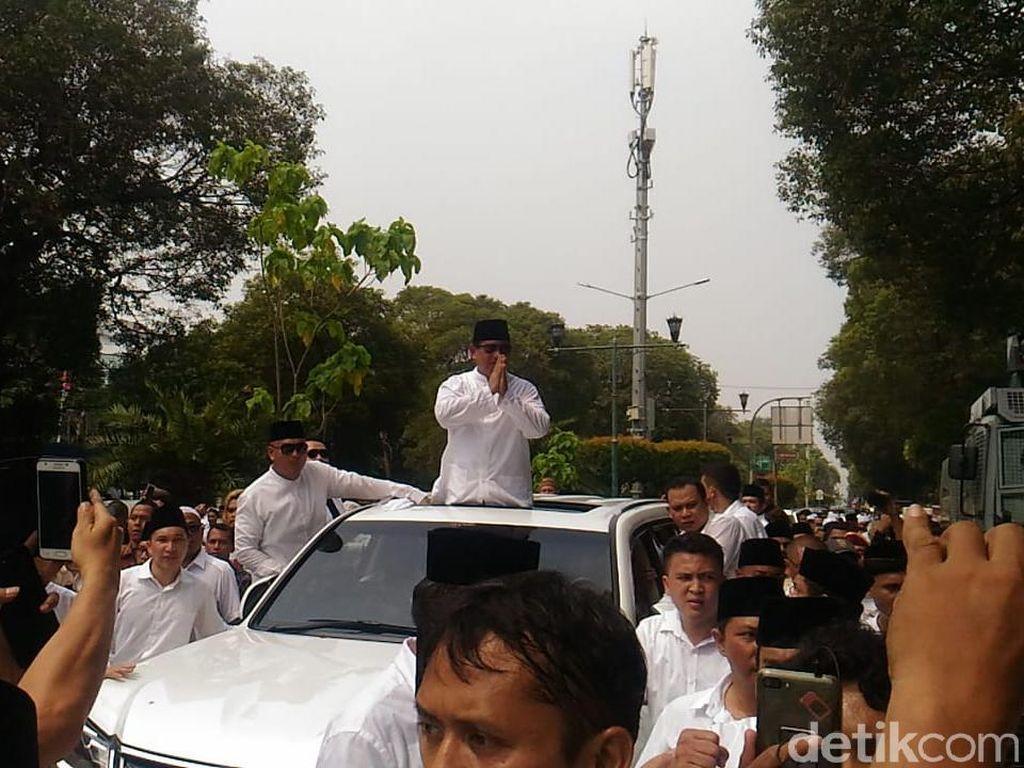 Soal Mobil Mewah Prabowo Subianto yang Ada Sunroof-nya