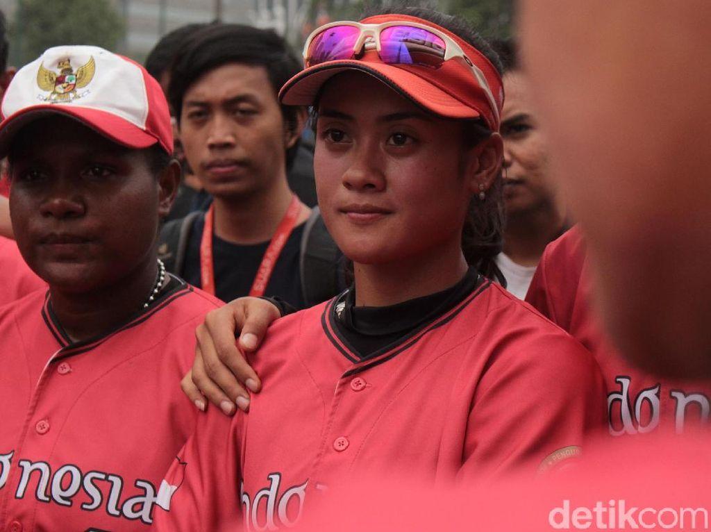 Syehan Hana: Jadi Atlet Sofbol Itu Harus Cerdik