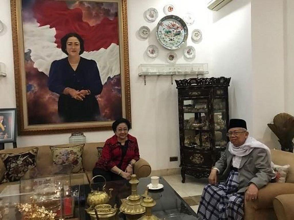 Ini Sosok Maruf Amin, Cawapres yang Suka Teh dan Masakan Rumahan