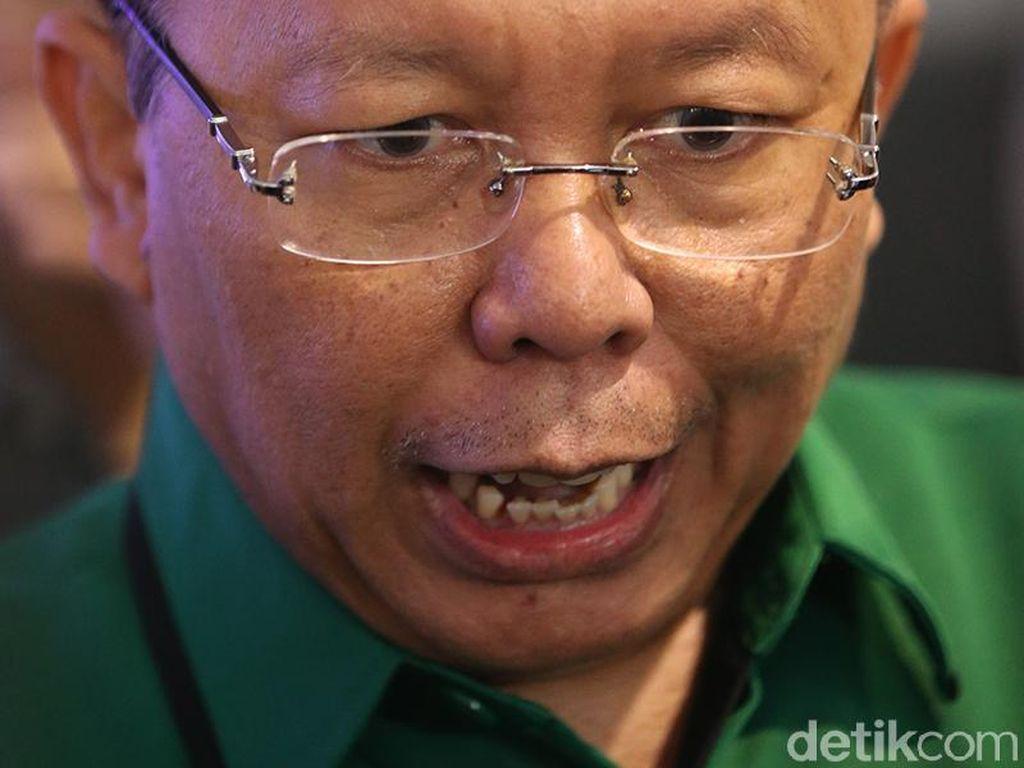 Obor Mati Jokowi Dipolitisir, PPP: Jangan Pakai Ilmu Kleniklah!