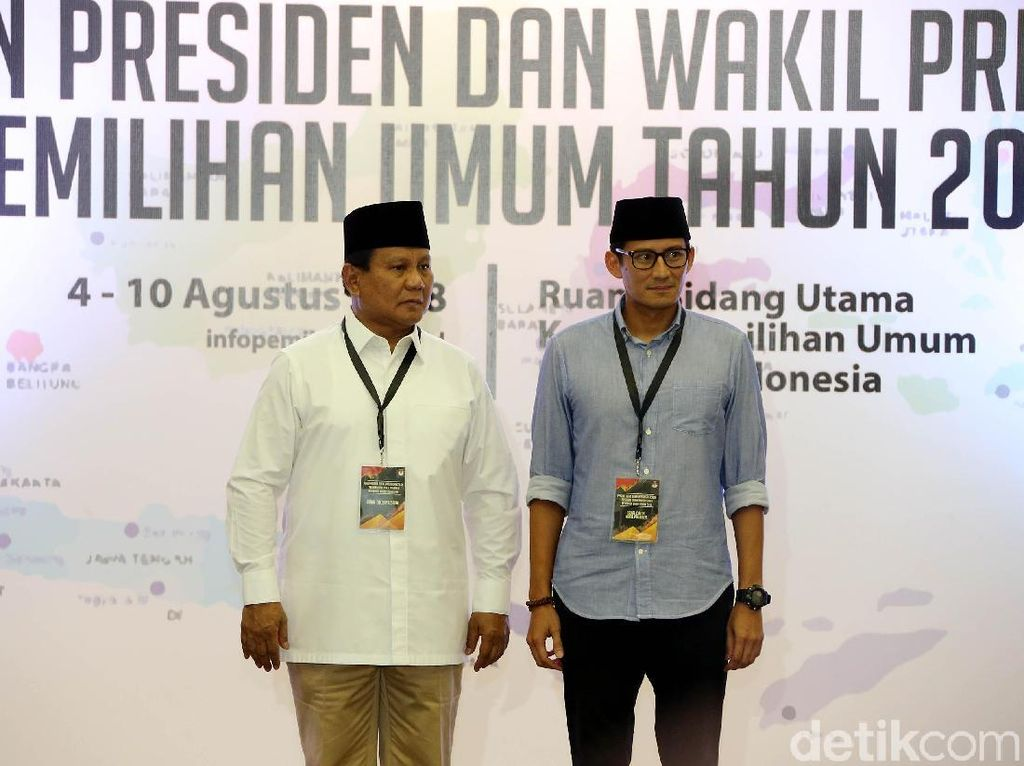 Koalisi Prabowo: Kepala Daerah Tak Masuk Timses