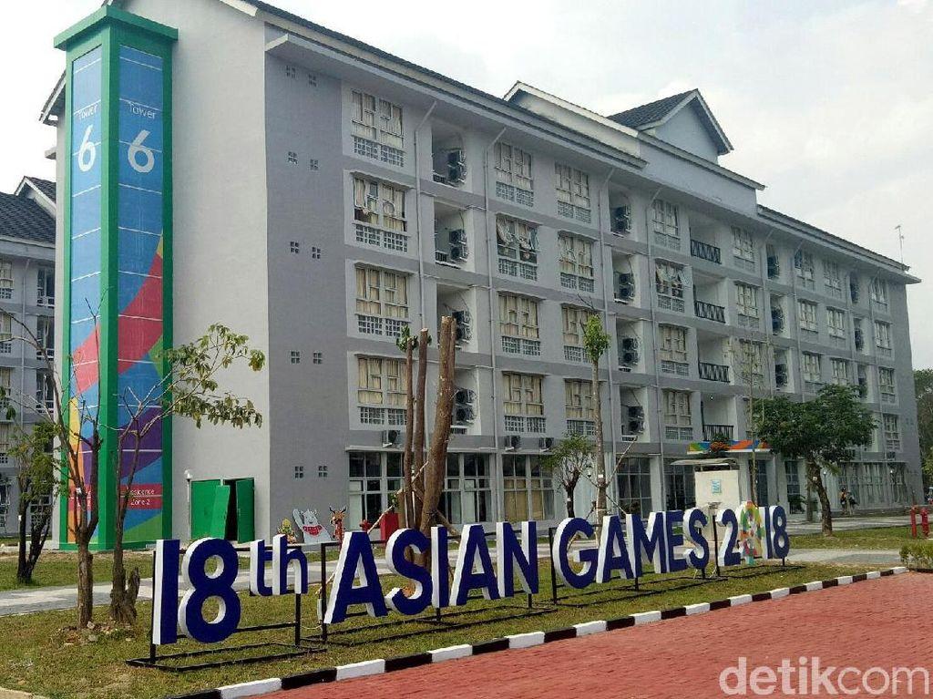 Wisma Atlet Palembang Sambut Hangat Peserta Asian Games
