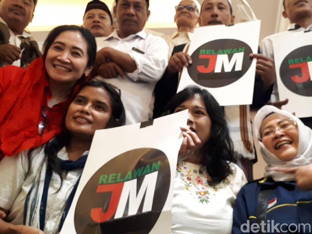 Mahfud Md Gagal Cawapres, RJM Tetap Dukung Jokowi-Maruf Amin