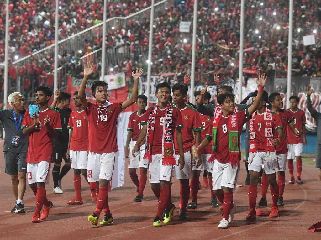 Jadwal Siaran Langsung Piala Asia U-16: Iran vs Indonesia