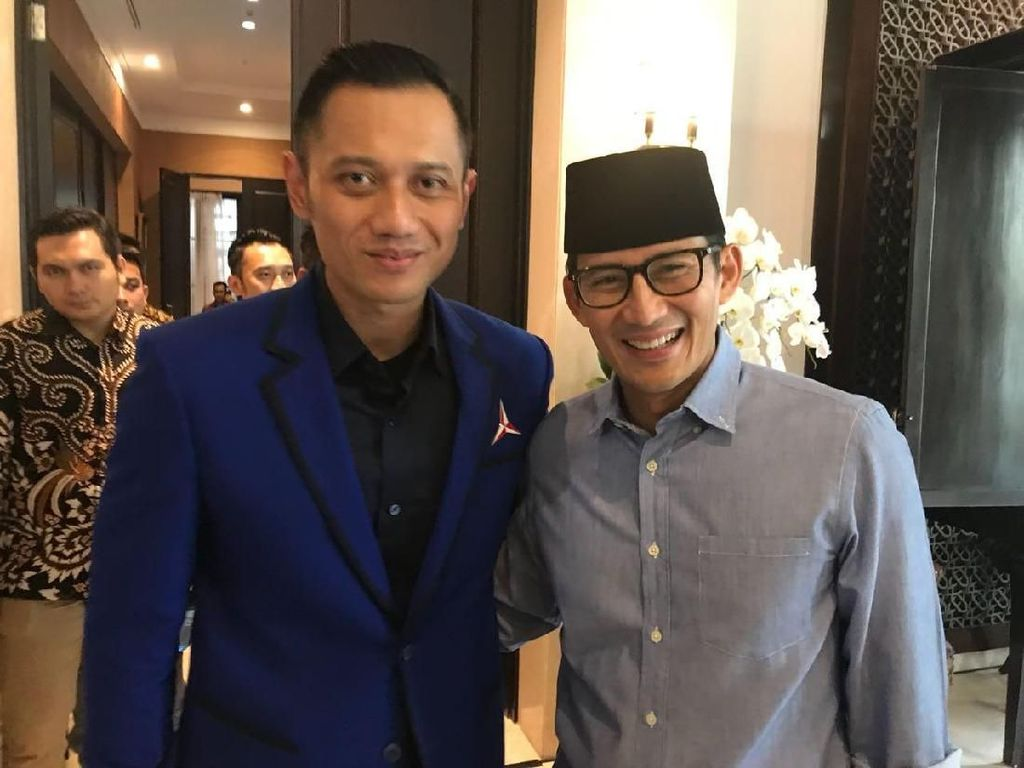 Panas Dingin Gerindra-PD, Koalisi Prabowo Tetap Solid