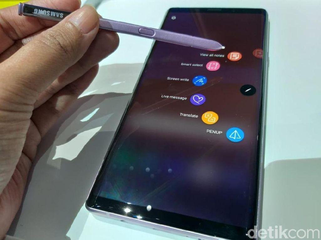 Huawei Sindir Galaxy Note 9