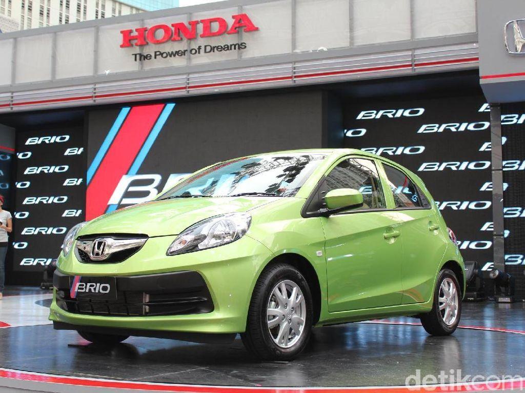 Honda Brio di Indonesia Laku Keras, di India Mati Kutu