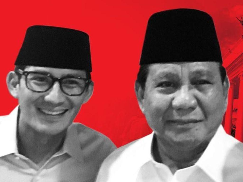 Menengok Rencana Besar Prabowo-Sandi Pangkas Pajak Penghasilan