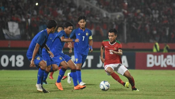 Indonesia Juara Piala AFF U-16 Usai Kalahkan Thailand di Adu Penalti