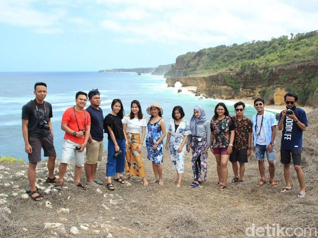 Hari Kedua di Sumba, 12 Agus Jelajahi Tanjung Mareha & Danau Weekuri
