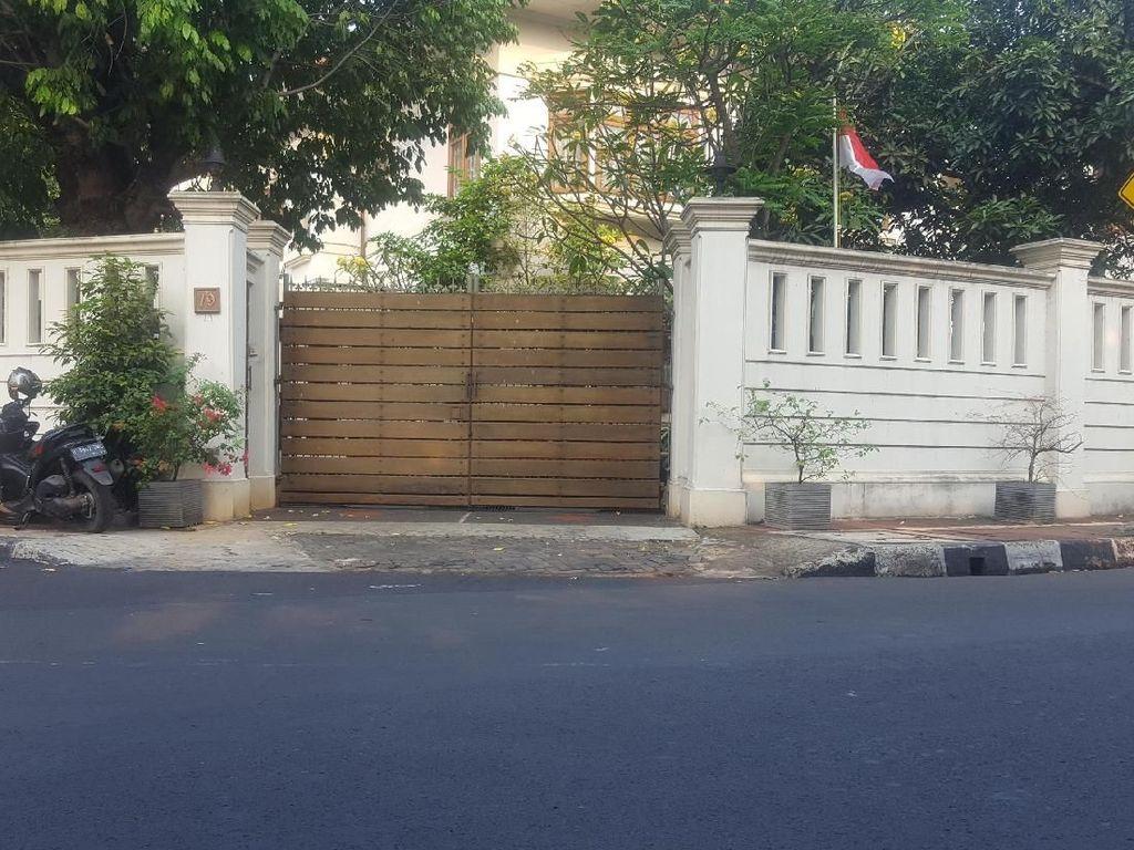 Sekjen Koalisi Jokowi Bahas Struktur Pemenangan di Posko Cemara